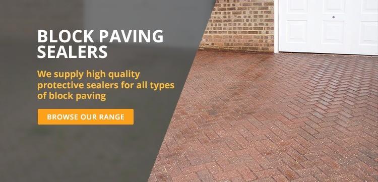 Block Paving Sealer,Imprinted Concrete,Natural Stone Patio
