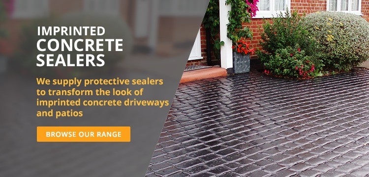 Block Paving Sealer,Imprinted Concrete,Natural Stone Patio U0026 Driveways    Smartseal