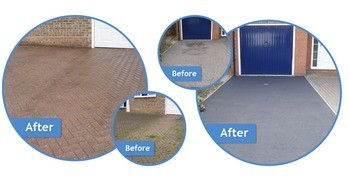 Driveway Cleaning Bristol and Bath & Patio Cleaning Bristol and Bath